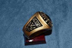 champion ring side view special trophy